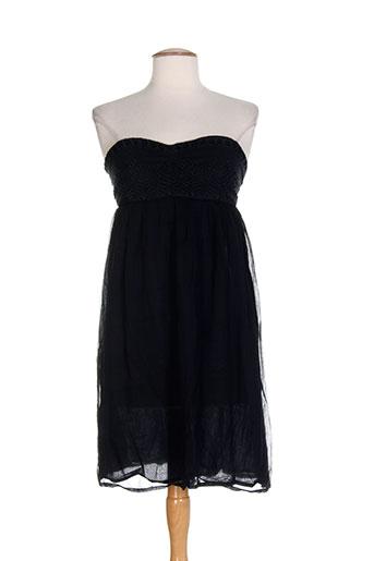ambre babzoe tuniques femme de couleur noir