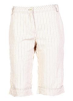 Produit-Shorts / Bermudas-Femme-TERRE & MER