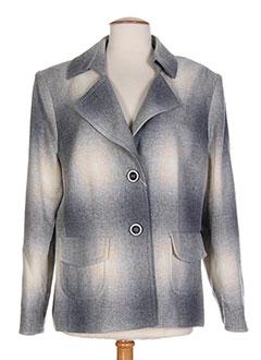 Veste chic / Blazer gris AVANTGARDE pour femme