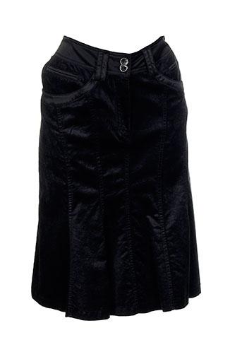 apanage jupes femme de couleur noir