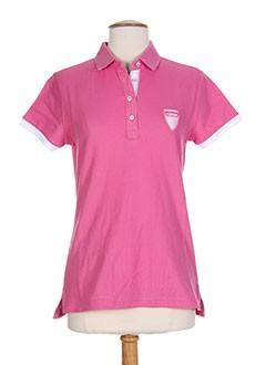 Produit-T-shirts-Femme-VESTIAIRES PRINCIPAUTE CANNOISE