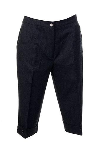 rosa rosam shorts / bermudas femme de couleur gris