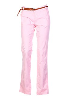 Pantalon chic rose TEDDY SMITH pour femme