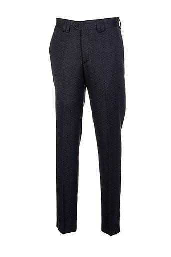 pedro morago pantalons homme de couleur gris