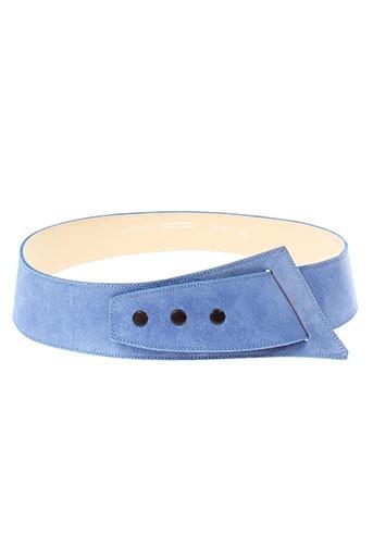 atelier et bower ceintures femme de couleur bleu