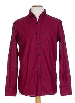 Produit-Chemises-Homme-BLACK ROSE BY ACCENTO