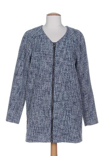 numph vestes femme de couleur bleu
