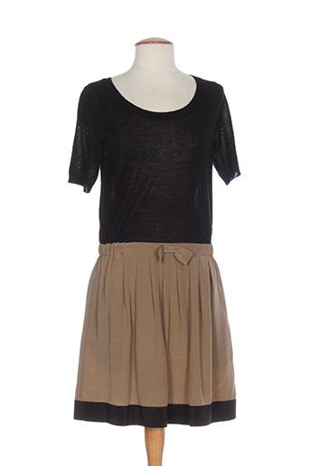 pablo gerard darel robes femme de couleur noir