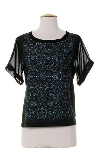 berenice t et shirts et tops femme de couleur noir