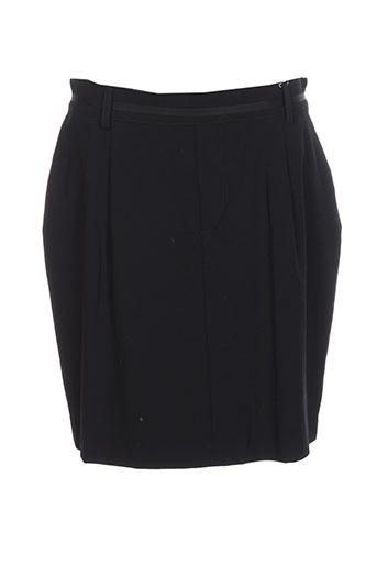 quiet jupes femme de couleur noir