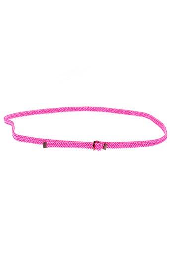 gerard darel accessoires femme de couleur rose