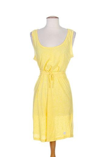 bench robes femme de couleur jaune