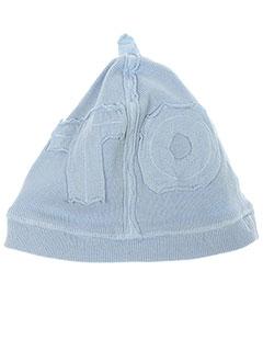 Bonnet bleu ELIANE ET LENA pour garçon