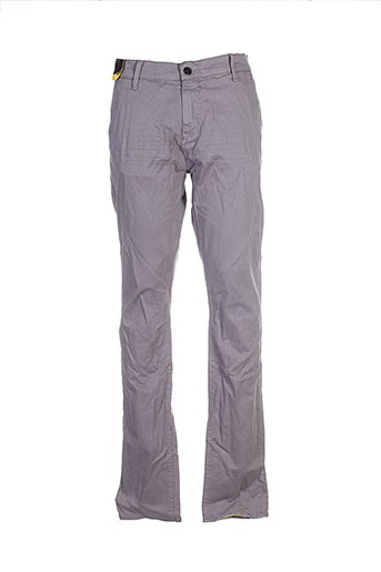 meltin et pot pantalons et decontractes homme de couleur gris