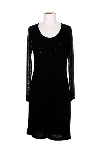 aby et gardner robes et longues femme de couleur noir