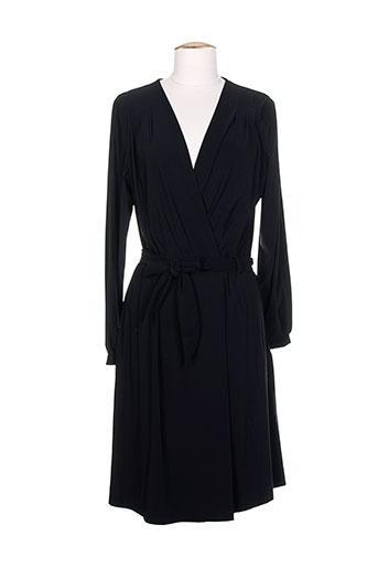 atika robes femme de couleur noir
