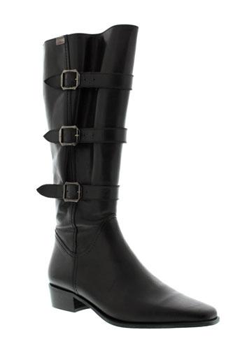 d et chicas bottes femme de couleur noir