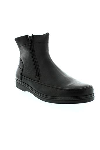 forward feet chaussures homme de couleur noir