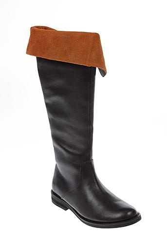 tkl chaussures femme de couleur marron
