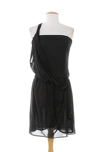 bel air robes femme de couleur noir