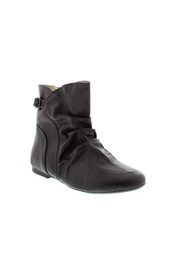 bopy boots fille de couleur violet