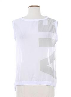 Produit-T-shirts-Femme-MUCH MONEY