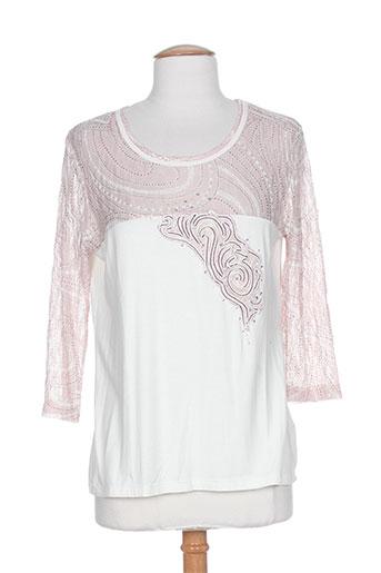 sergio ferrazzi chemises femme de couleur rose