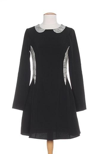 lavand robes femme de couleur noir