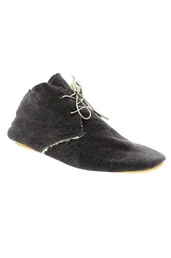 anniel chaussures femme de couleur gris