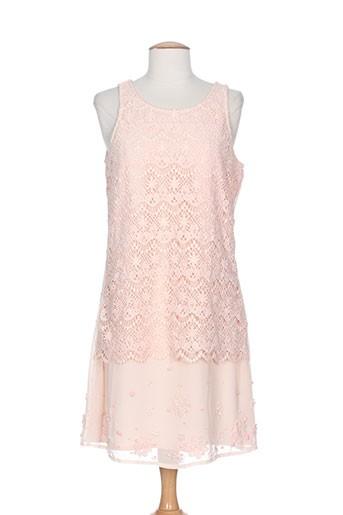 fracomina robes femme de couleur rose