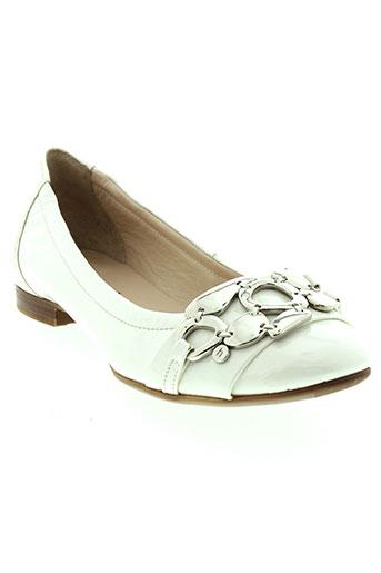 hogl chaussures femme de couleur blanc
