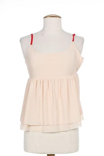 phard chemises femme de couleur rose