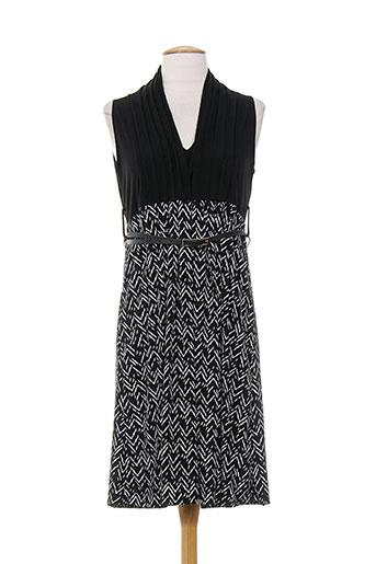 timomo robes femme de couleur noir
