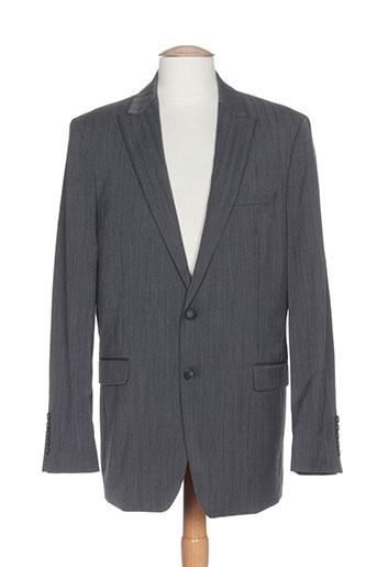 mexx vestes homme de couleur gris
