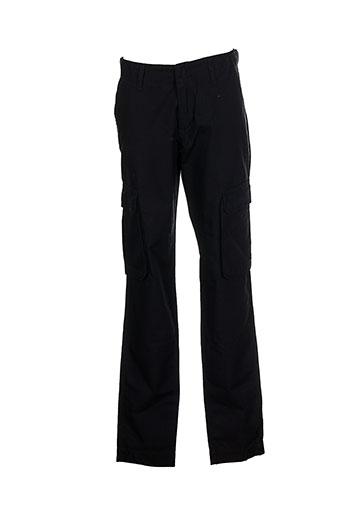 para nada pantalons femme de couleur noir