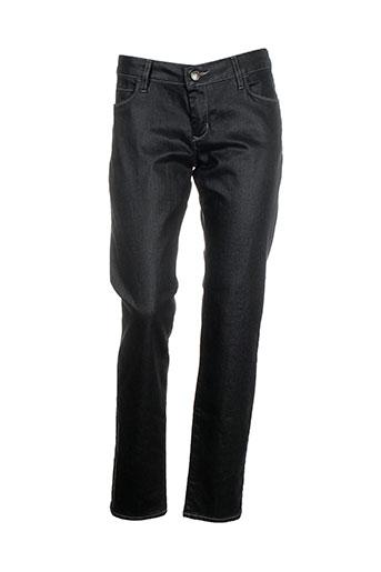 pionier jeans femme de couleur gris