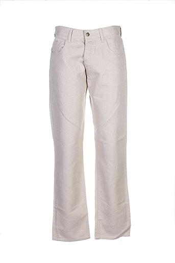 cedixsept pantalons femme de couleur beige