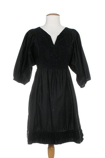by joos robes femme de couleur noir