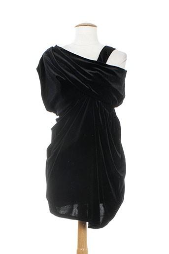 egerie robes femme de couleur noir