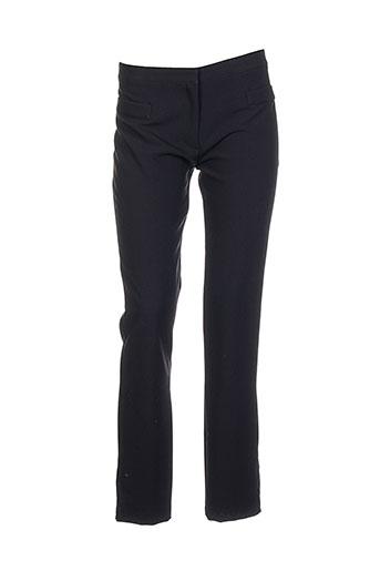 jo EFFI_CHAR_1 jil pantalons femme de couleur noir
