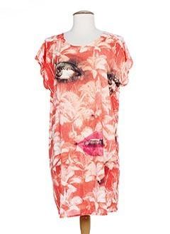 robes rose de fontaine femme en soldes robes rose de. Black Bedroom Furniture Sets. Home Design Ideas