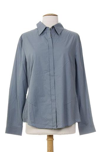 piazza sempione chemises femme de couleur gris
