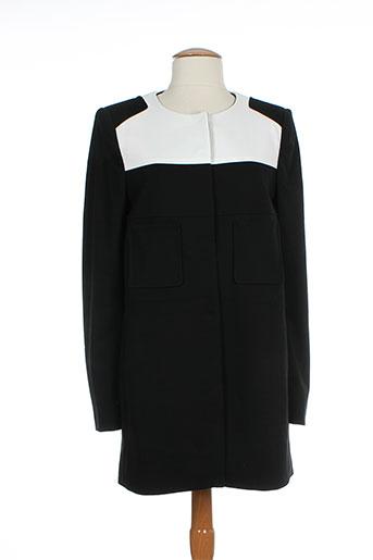 luisa cerano vestes femme de couleur noir