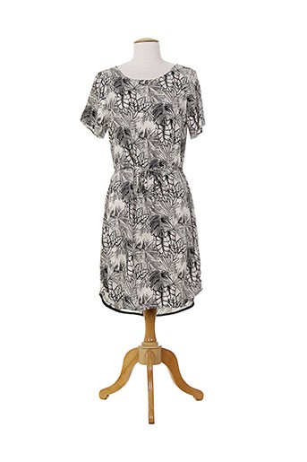 anna scott robes femme de couleur gris