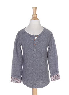 Produit-T-shirts / Tops-Fille-SCOTCH & SODA