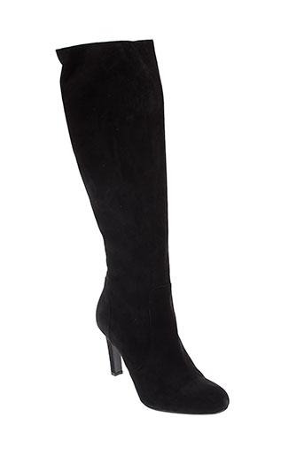 mani et manilda bottes femme de couleur noir