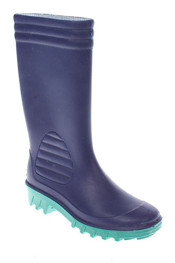 sarraizienne bottes femme de couleur bleu