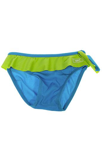 Bas de maillot de bain bleu NOPPIES pour fille
