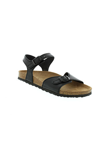 inmayss chaussures garçon de couleur noir