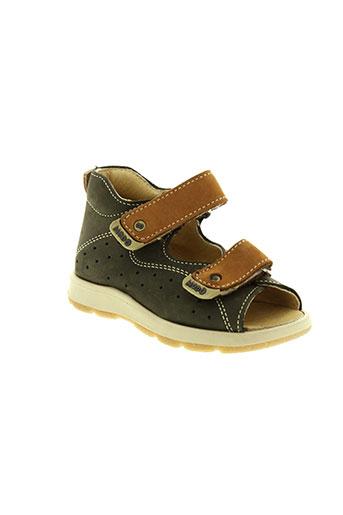 mod 8 chaussures garçon de couleur vert